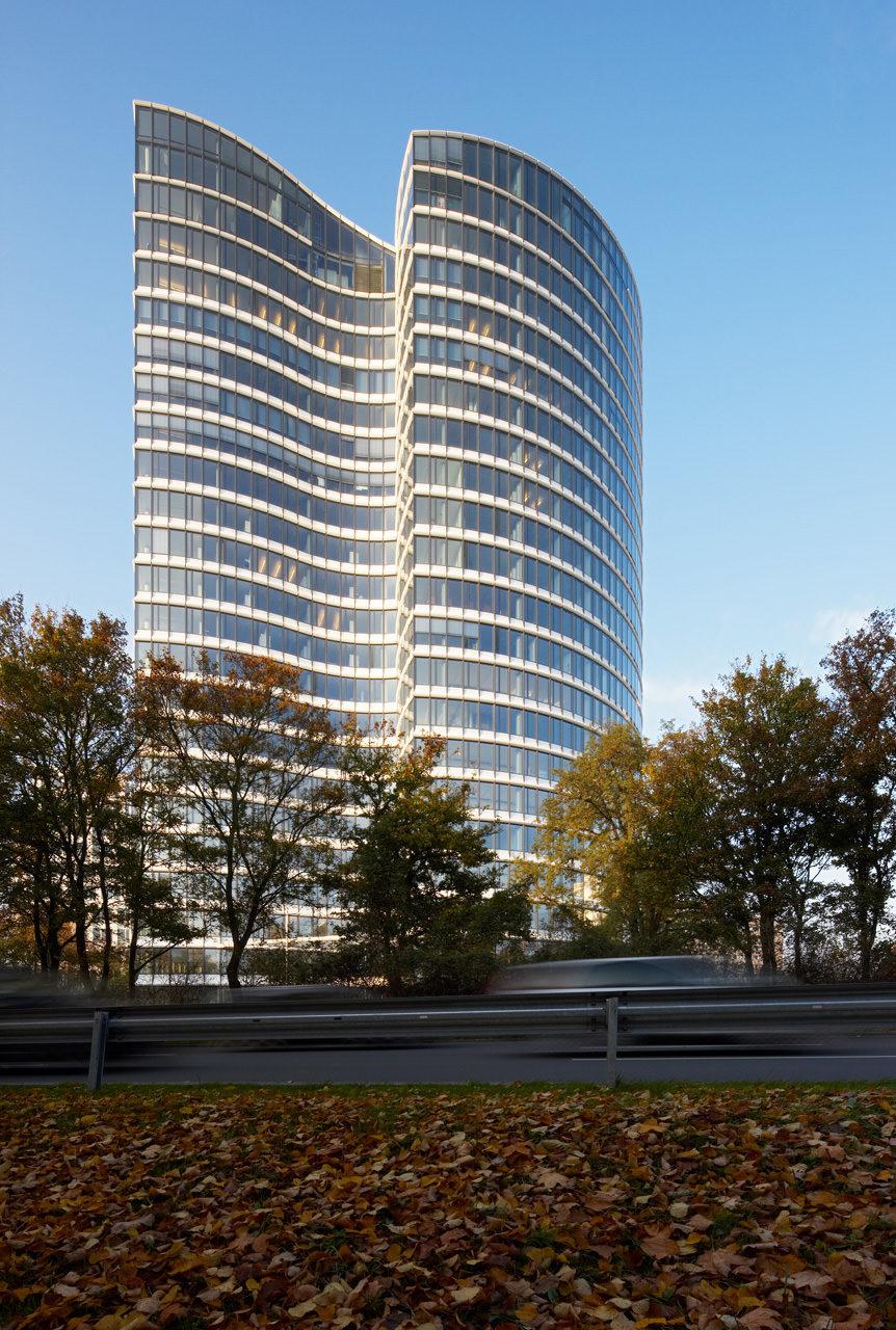 SkyOffice, Düsseldorf